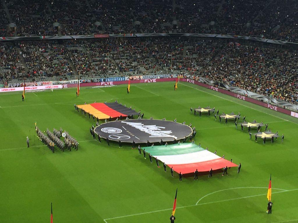 Die Termine zur EM-Qualifikation - Deutschland gegen Italien - ein echter Klassiker für alle Fußballfans.