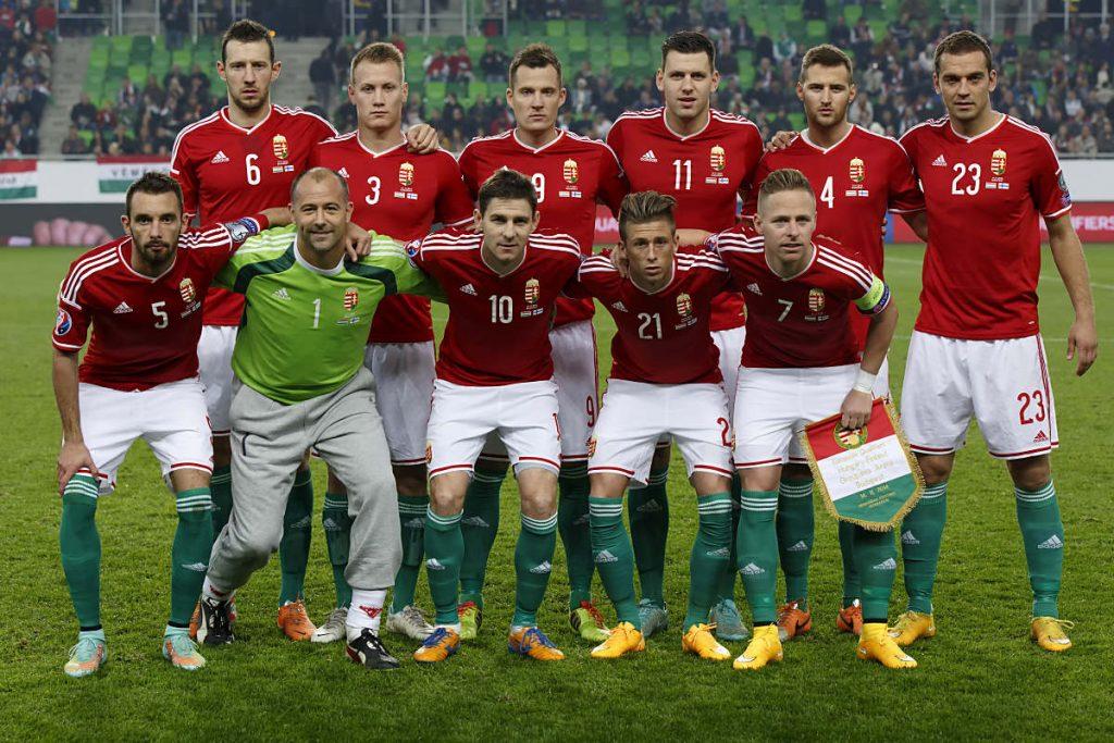 Die Nationalmannschaft von Ungarn spielt in der Gruppe C (Foto Shutterstock)