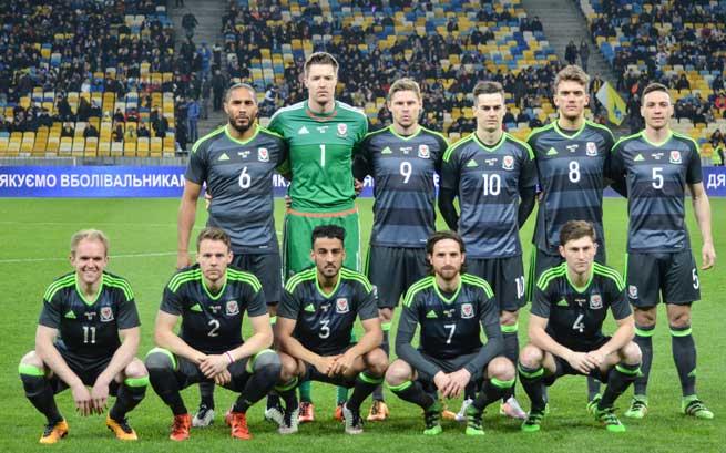 Wales spielt in der Nationenliga Gruppe B - mit Gereth Bale (hier nicht in der Startaufstellung) haben sie ihren größten Star in den Reihen (Foto Shutterstock)
