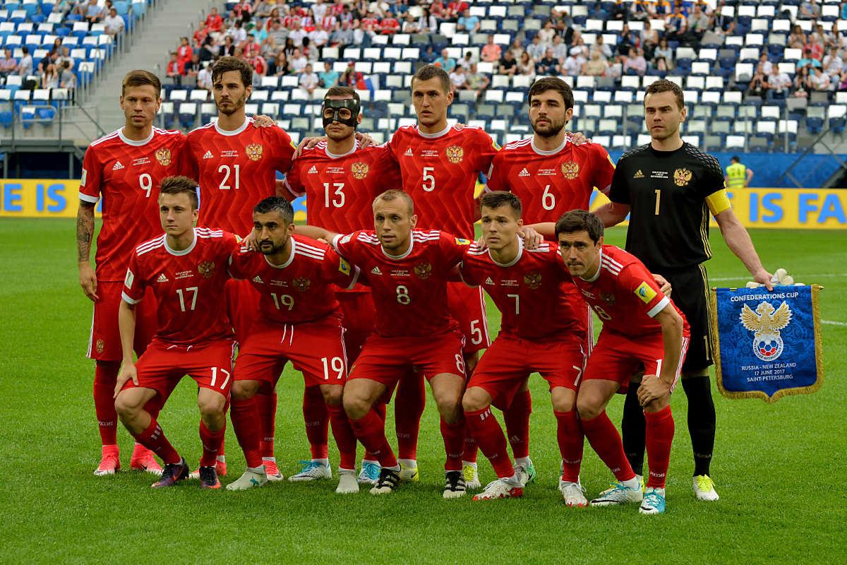 Russland Nationalmannschaft